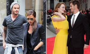 Những cặp đôi vừa bền lâu vừa sành điệu của Hollywood