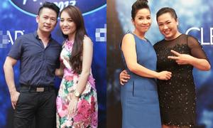 Bằng Kiều kết đôi Mỹ Linh hướng dẫn chung kết Idol