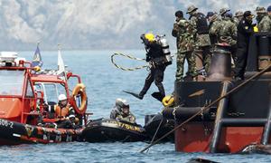 Nhiều nạn nhân vụ chìm phà có thể không được tìm thấy