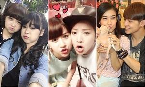 Tình bạn đáng ghen tỵ của dàn hot teens Việt