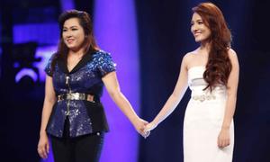 Minh Thùy, Nhật Thủy ngang tài ngang sức đêm chung kết Idol