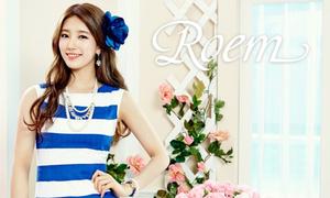 Suzy xinh yêu cùng váy hoa, màu hot