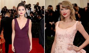 Selena Gomez, Taylor Swift tung clip xóa tin đồn 'cạch mặt'