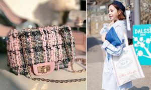 3 kiểu túi xách vừa xinh vừa tiện dụng hot nhất hè