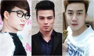 5 chàng trai Việt bị gắn mác 'hot boy tự phong'