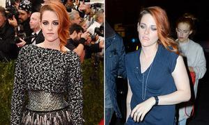 Sao ngoại thay đồ thoải mái sau 'Oscar thời trang'