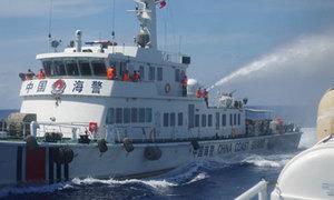 Thêm 3 kiểm ngư bị thương do va chạm với tàu Trung Quốc