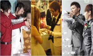 Hạnh phúc ngọt ngào của những đám cưới đồng tính Việt