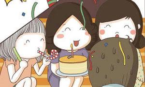 Fun pic: Sự cố chúc mừng sinh nhật