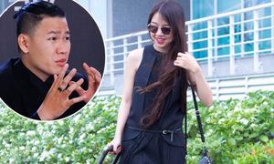 NTK Hoàng Minh Hà 'phũ' bạn gái tại Project Runway