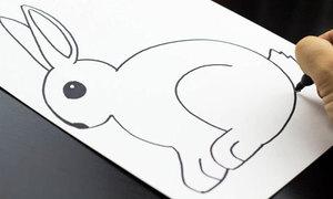 8 cách vẽ những chú thỏ lém lỉnh