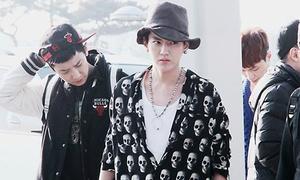 Những bộ cánh khó hiểu của Kris (EXO)