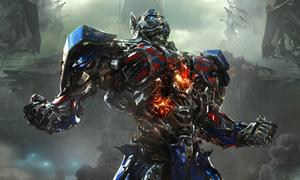 Transformers tái xuất với dàn robot biến hình hoành tráng