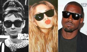 10 mẫu kính đi vào lịch sử thời trang