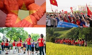 5 hành động đẹp thể hiện lòng yêu nước của giới trẻ Việt