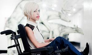 Blogger thời trang khuyết tật nổi tiếng tại New York