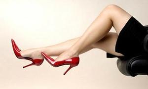 Mang giày cao gót, lợi bất cập hại