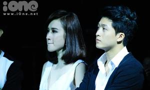 Angela Phương Trinh, Harry Lu lần đầu ngồi 'ghế nóng'