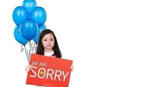 Khoảnh khắc tuần qua: Chúng tôi xin lỗi