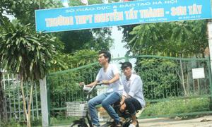 Trường THPT ở Hà Nội chỉ có 16 học sinh
