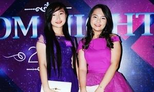 Teen Gia Định xúng xính đọ dáng tại prom cuối năm