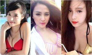 Hot girl Việt khoe dáng với bikini gợi cảm