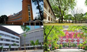 Ngắm 8 ngôi trường có kiến trúc tuyệt đẹp ở Việt Nam