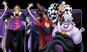 12 chòm sao hóa thân phản diện trong Disney