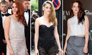 Kristen xứng danh 'nữ hoàng quần dài' trên thảm đỏ