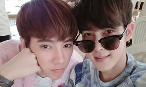 Cặp đồng tính nam điển trai hot nhất Thái Lan