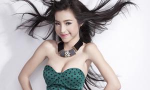 Elly Trần bất ngờ lọt Top 10 nữ diễn viên đẹp nhất Đông Nam Á