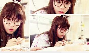 10 thần tượng Hàn đeo kính hấp dẫn nhất