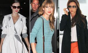 7 sao Hollywood chuyên diện đồ cực 'đỉnh' ra sân bay