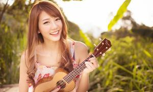 Hot girl Malaysia 'đốn tim' dân mạng với giọng hát dễ thương