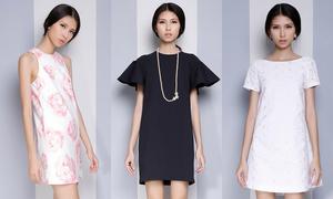 Váy dáng suông lên ngôi mùa hè