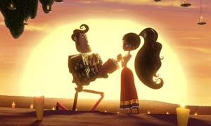 The Book of Life - phim hoạt hình mới toanh cho người mê phiêu lưu