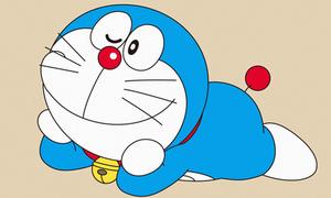 3 cách vẽ mèo máy Doraemon đáng iu