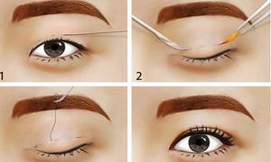 Giải pháp cho cô nàng mắt hí