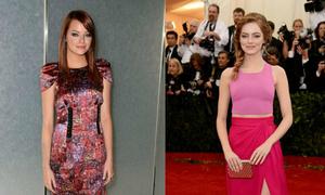 10 mỹ nhân Hollywood ngày càng teo tóp