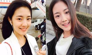 Nữ cổ động viên 9x xinh đẹp gây sốt xứ Hàn