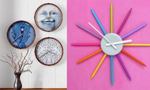 1001 cách trang trí đồng hồ cực cool