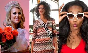Những nhan sắc 'xấu lạ' tại Hoa hậu Mỹ 2014