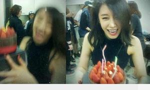 Sao Hàn 8/6: Bo Ram tung ảnh 'dìm hàng' Ji Yeon ngày sinh nhật