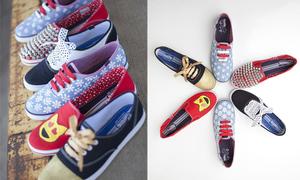 6 cách làm mới đôi giày vải yêu ơi là yêu