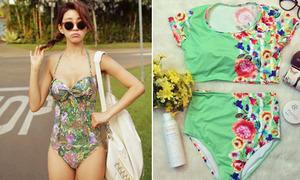 Bikini càng thừa vải càng hot