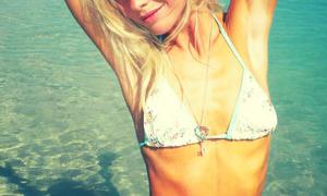 Ngứa mắt với con gái body xấu còn mặc bikini