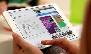 iOS8 xuất hiện khả năng chia màn hình