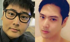 Chàng trai Thái lột xác thành mỹ nam sau khi giảm 50kg