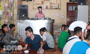 Trà chanh DJ bình dân hút giới trẻ ngày nóng