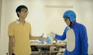Doraemon phiên bản Việt hài hước gợi nhớ tuổi thơ